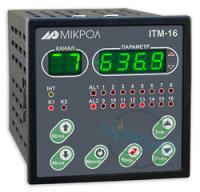 Шестнадцатиканальный индикатор ИТМ-16