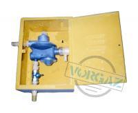 Газорегуляторный пункт шкафной ШП-10 с регулятором давления РДГС-10