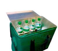 Сумка-холодильник для проб воды СХВ-4, СХВ-8