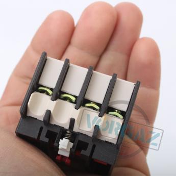 Дополнительный контактный блок LADN31 (ДК-31) - обратная сторона