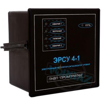 Регулятор-сигнализатор ЭРСУ-4-1, ЭРСУ-4-2 - Фото 1