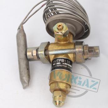 Фото 1 терморегулирующего вентиля типа 142ТРВ-10