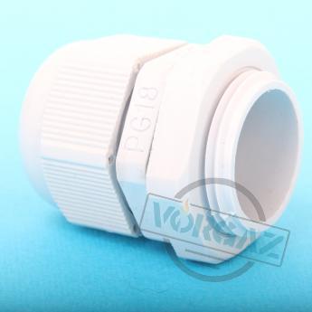 Фото 2 для PG18 сальника (диаметр кабеля 12-15 мм)