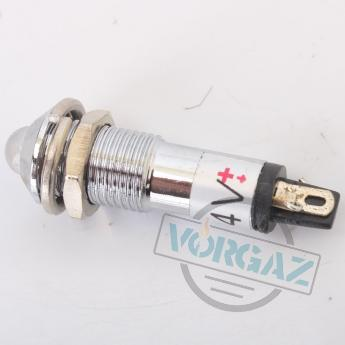 Фото 3 для AD22B-8 белой светосигнальной арматуры