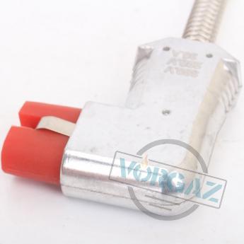Фото 3 для ZA 729 Si-X1006 разъема термостойкого двухконтактного