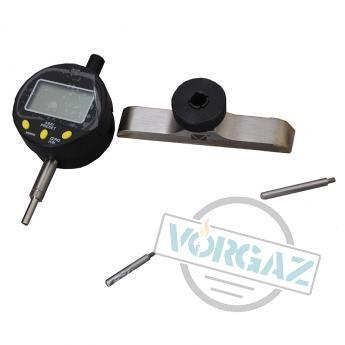 Глубиномер ГИЦ-30-0,01 с игольчатым наконечником фото 2