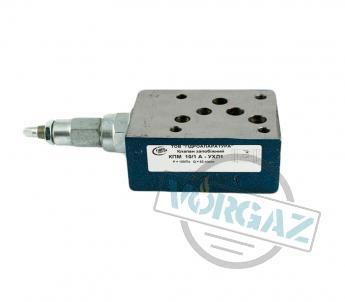Клапаны предохранительные модульного монтажа КПМ-10