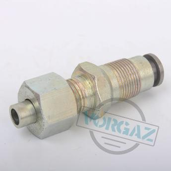 Клапан на насос многоотводный с качательным и вращательным приводным устройством фото 3