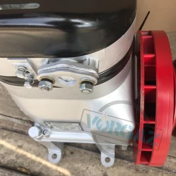 Компрессор У43102А - вид сбоку