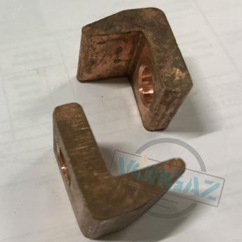 Кулачковый медный контакт 8ТХ551020 - фото №2