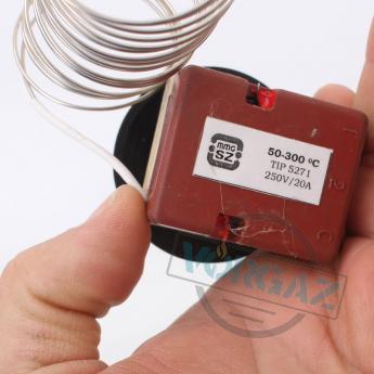 MMG тип 5271 терморегулятор - фото №4