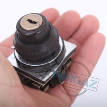 Переключатель ПЕ-181 управления поворотный - фото 2
