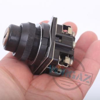 Переключатель ПЕ-181 управления поворотный - фото 4