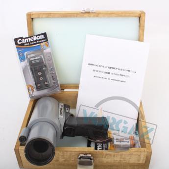 Пирометр Смотрич 5П-01 для бесконтактного измерения - фото 2