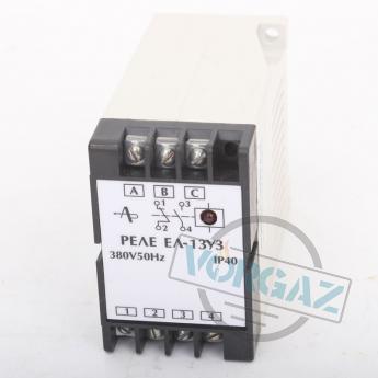 Реле ЕЛ-13 для контроля трехфазного напряжения ЕЛ-13 - фото 3